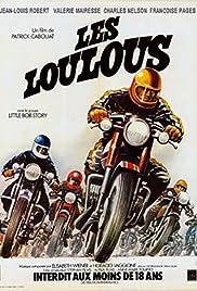 Les loulous Poster