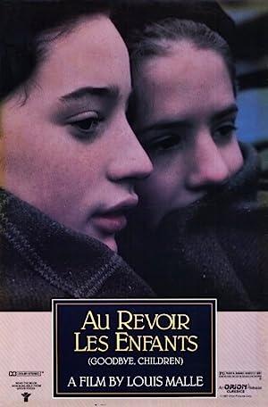 Au Revoir les Enfants poster
