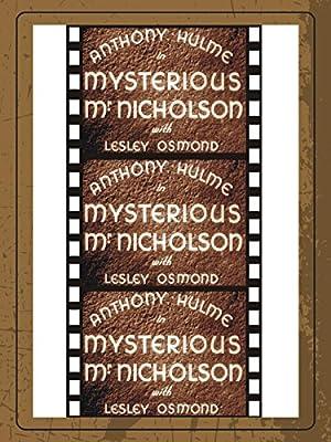 Where to stream Mysterious Mr. Nicholson