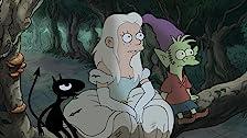 A Princess, an Elf, and a Demon Walk Into a Bar