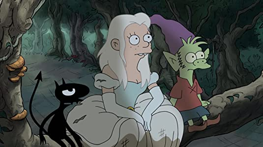Watching the movie A Princess, an Elf, and a Demon Walk Into a Bar by none [1280x720]