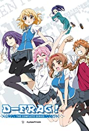 d frag tv series 2014 imdb