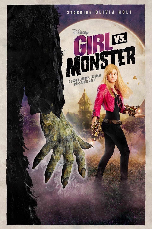 Girl Vs Monster Tv Movie 2012 Imdb