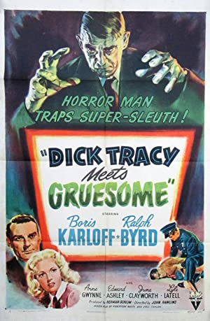 Where to stream Dick Tracy Meets Gruesome