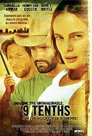 Gabrielle Anwar, Henry Ian Cusick, and Dave Baez in 9/Tenths (2006)