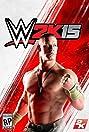 WWE 2k15 (2014) Poster