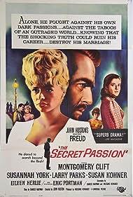 Freud (1962) Poster - Movie Forum, Cast, Reviews