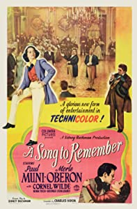 Full free movie no downloads A Song to Remember by Vincent Sherman [movie]