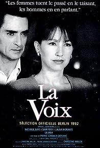 Primary photo for La voix
