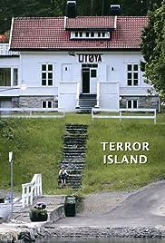 En liten øy i verden Poster