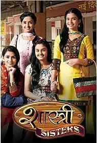Pragati Chaurasia, Vijayendra Kumeria, and Sonal Vengurlekar in Shastri Sisters (2014)