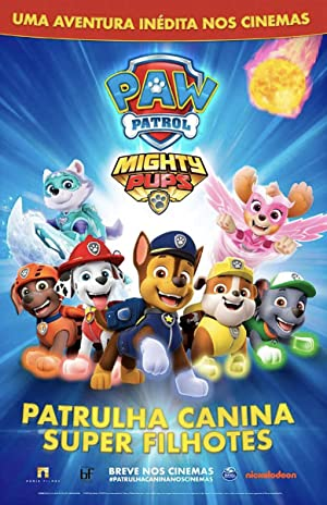 Where to stream Paw Patrol: Mighty Pups