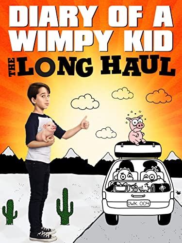 Diary of a Wimpy Kid: The Long Haul - Learn to Draw (Video )