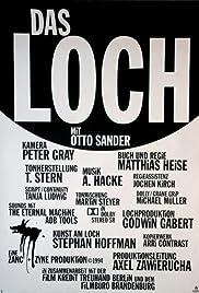 Das Loch Poster
