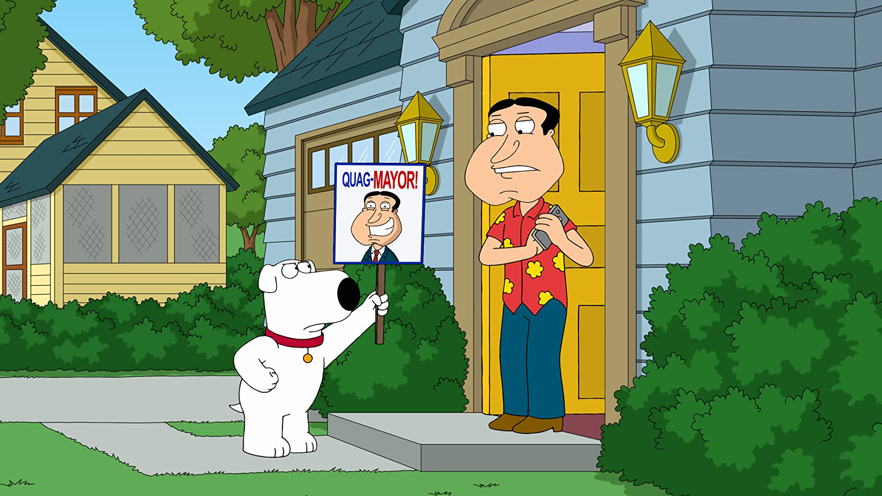 Seth MacFarlane in Family Guy (1999)