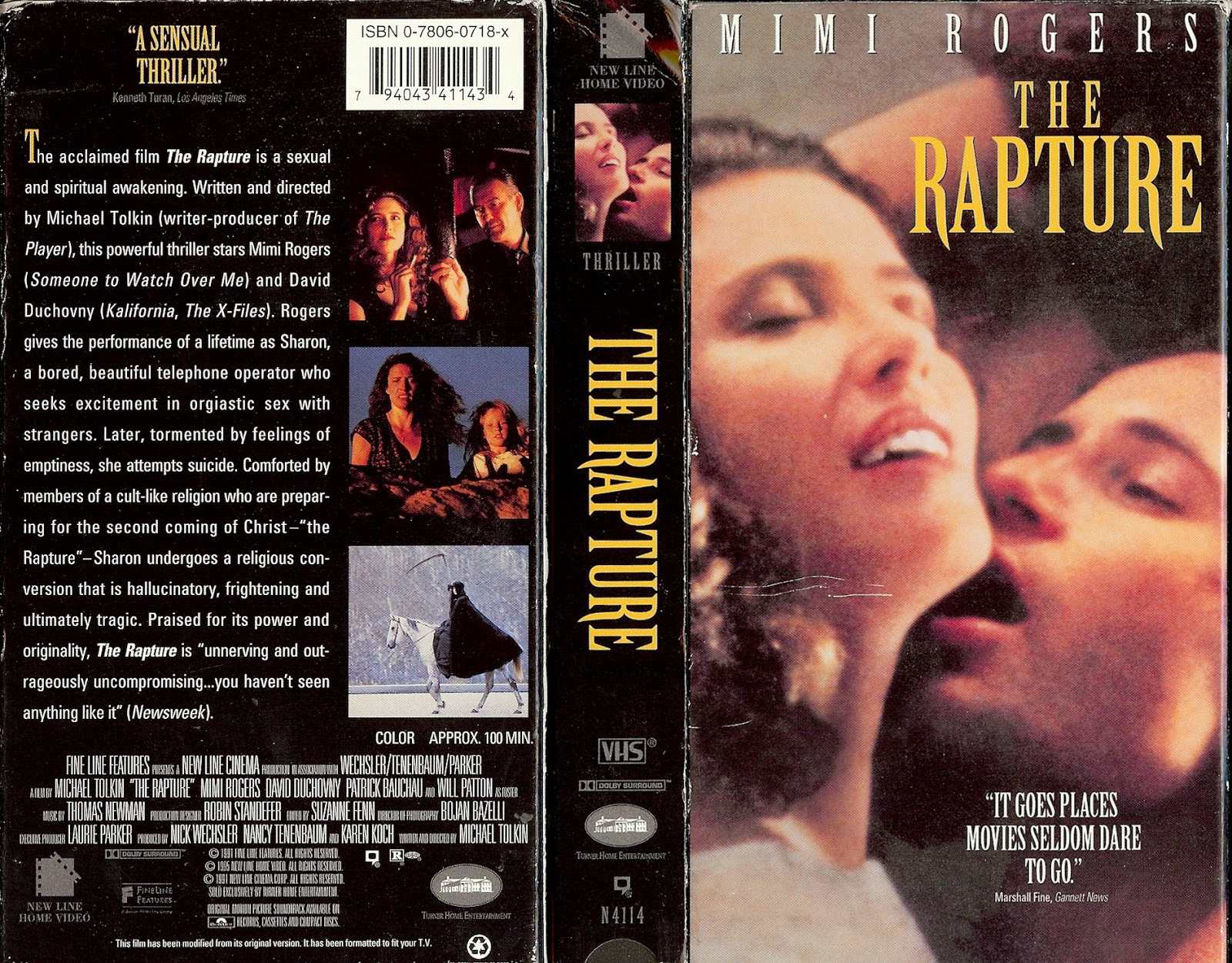 Watch Mimi Rogers The Rapture video