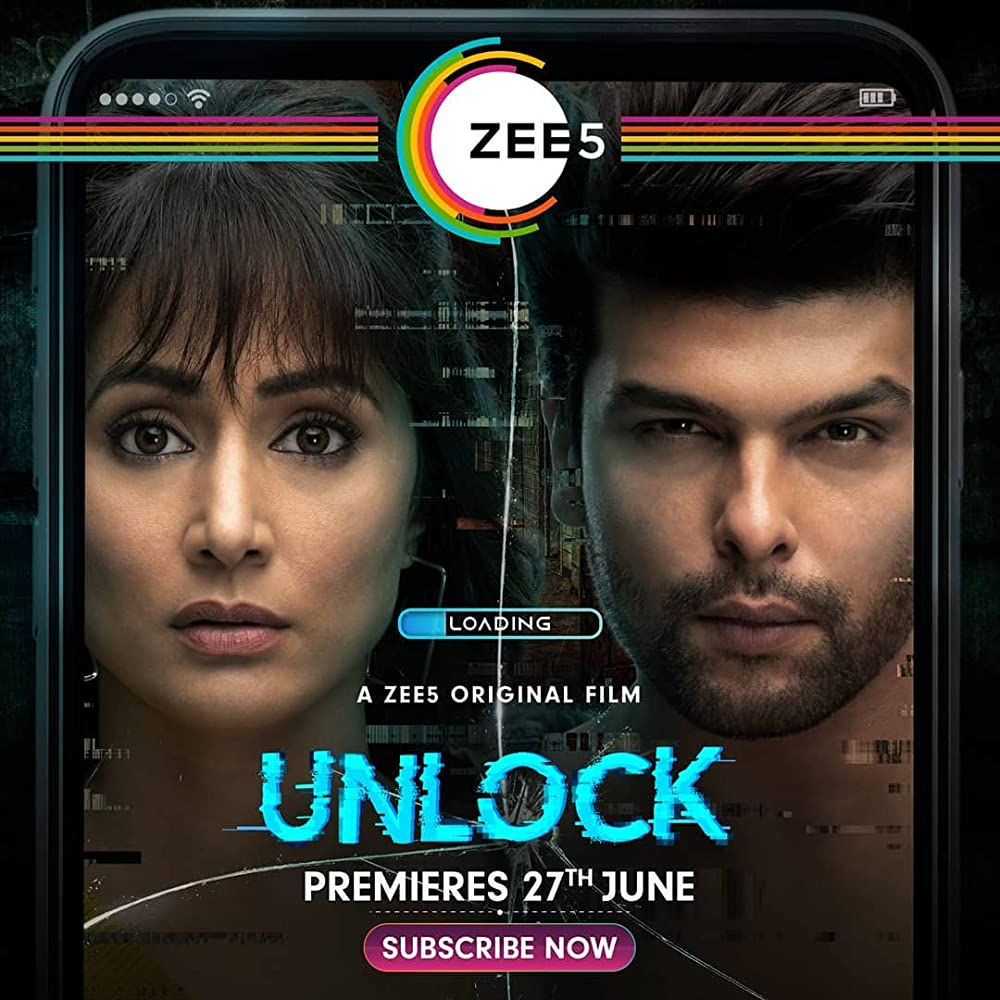 Unlock 2020 Hindi 480p Zee5 HDRip 400MB ESub