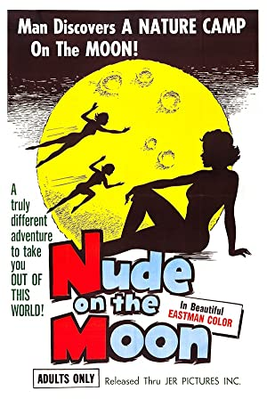 Where to stream Nude on the Moon