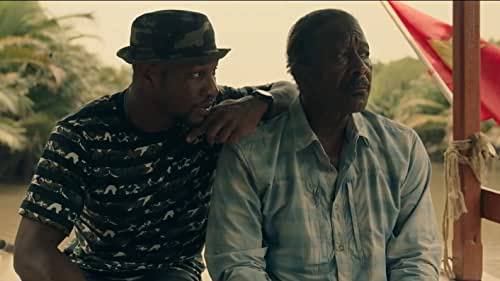 From Academy Award Winner Spike Lee comes the story of four African-American Vets — Paul (Delroy Lindo), Otis (Clarke Peters), Eddie (Norm Lewis), and Melvin (Isiah Whitlock, Jr.) — who return to Vietnam. Searching for the remains of their fallen Squad Leader (Chadwick Boseman) and the promise of buried treasure, our heroes, joined by Paul's concerned son (Jonathan Majors), battle forces of Man and Nature — while confronted by the lasting ravages of The Immorality of The Vietnam War.