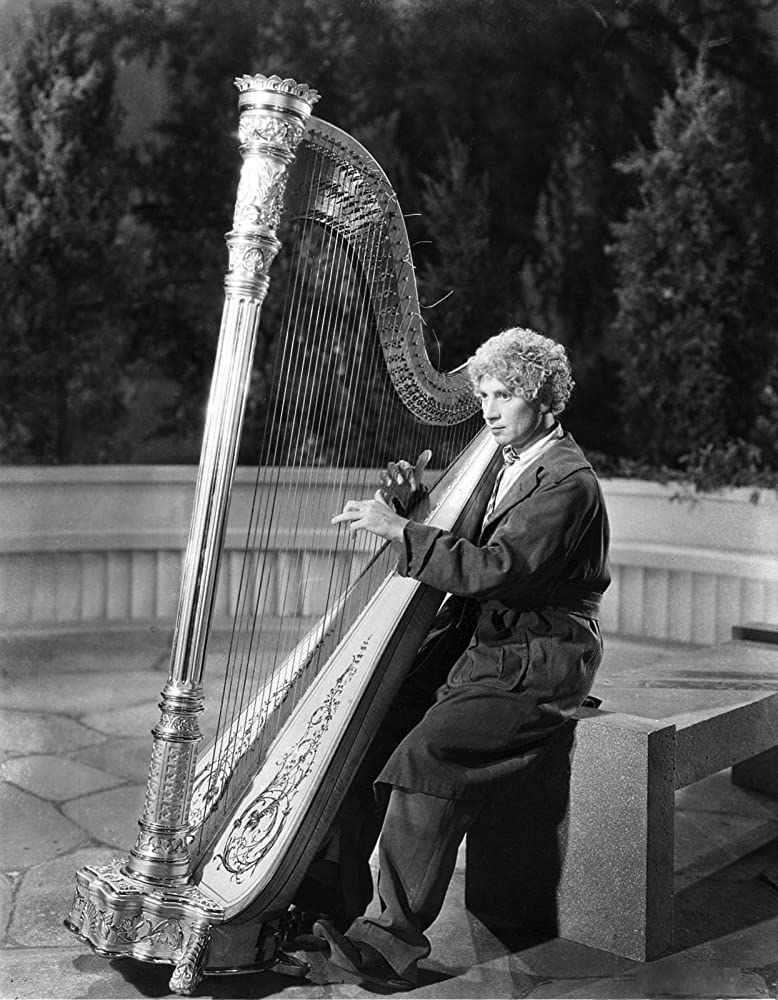 Harpo Marx in Animal Crackers 1930