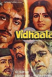 Vidhaata 1982 Hindi Movie BluRay 500mb 480p 1.5GB 720p 5GB 13GB 18GB 1080p