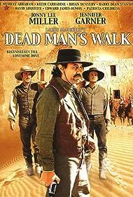 David Arquette, Jonny Lee Miller, and Edward James Olmos in Dead Man's Walk (1996)
