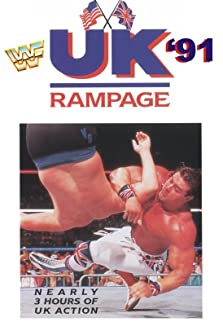 WWF UK Rampage '91 (1991 TV Special)