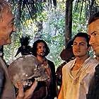 Gottfried John, Rene Naufahu, William Snow, and Lani John Tupu in Tales of the South Seas (1998)