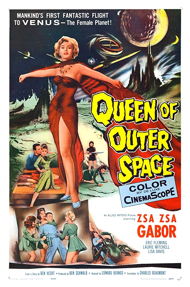 Queen of Outer Space 1958