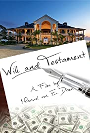 Will and Testament Poster