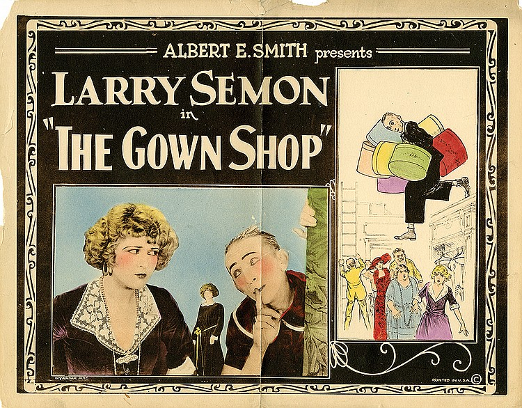 The Gown Shop (1923)