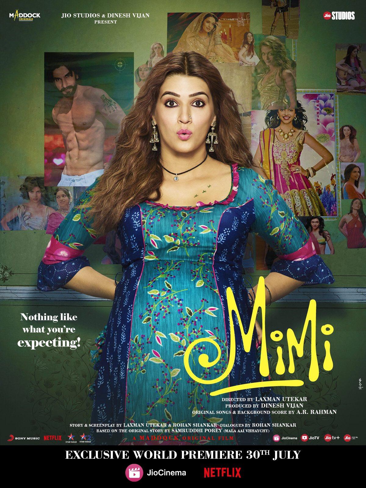 MiMi (2021) Full Movie Download