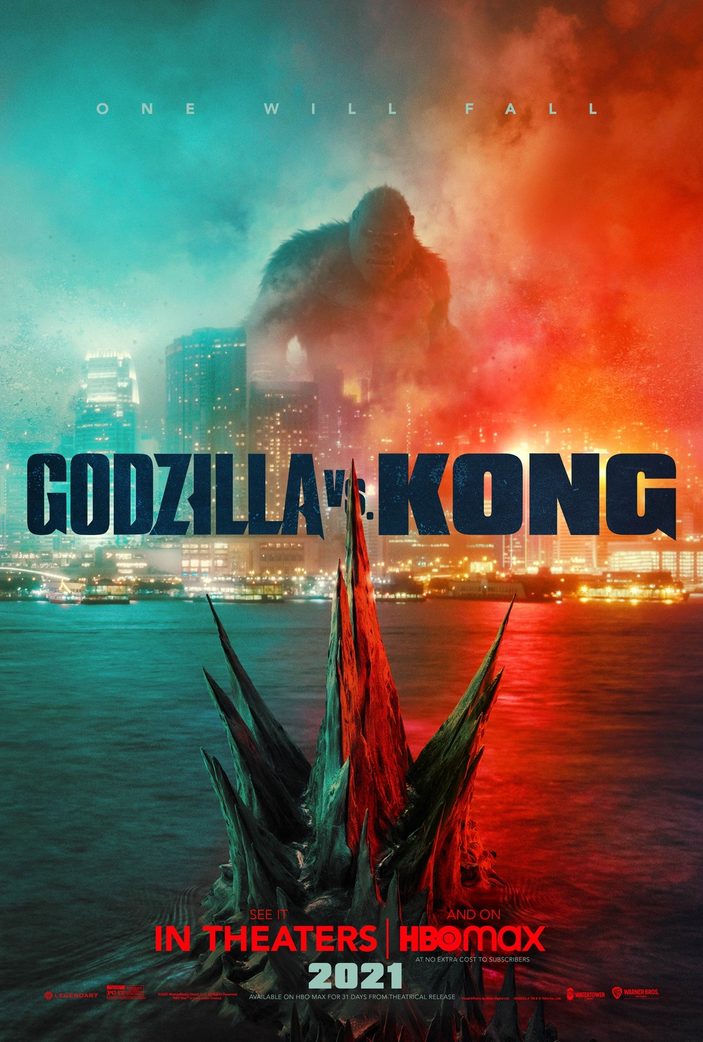GODZILLA vs. KONG (2021) (TRUE WEB-DL + DTS / DD+5.1 Original Audios) – [2160p |1080p | 720p – (Tamil + Telugu + Hindi + Eng) – ESub