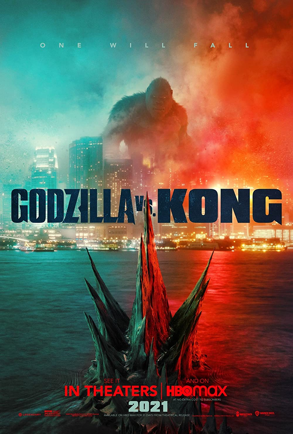 Download Godzilla vs. Kong 2021 Hindi Dual Audio 480p HQ HDCAM 400MB
