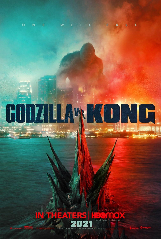 Godzilla vs. Kong (2021) HBOMax WEB-DL English x264 AAC Dolby Esub