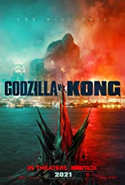 Godzilla vs. Kong 2021 (Hindi - English) WebRip  Movie Download