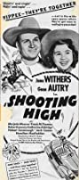 Shooting High (1940) Poster
