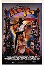 The Further Adventures of Tennessee Buck(1988) Poster - Movie Forum, Cast, Reviews