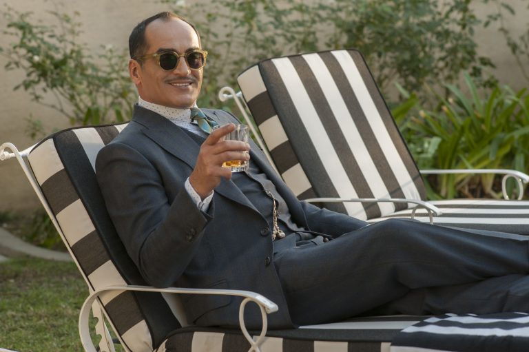 Navid Negahban in Legion (2017)