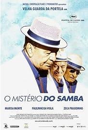 O Mistério do Samba Poster