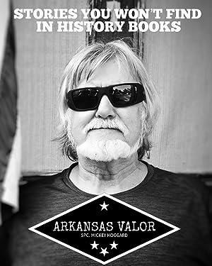 Arkansas Valor - Mickey Hoggard