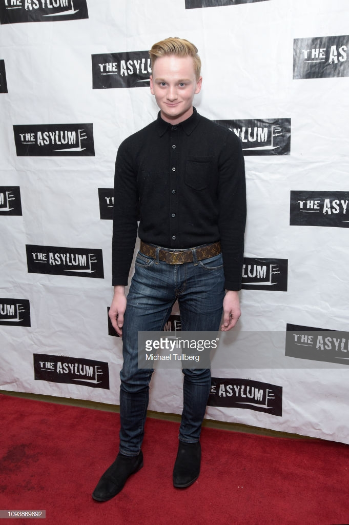 "Ethan Paisley attends the premiere of ""The 6th Friend."""