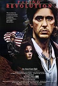 Nastassja Kinski, Al Pacino, and Dexter Fletcher in Revolution (1985)