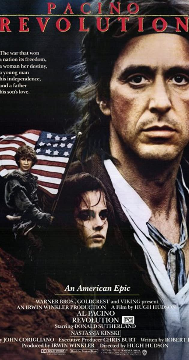 Watch Full HD Movie Revolution (1985)
