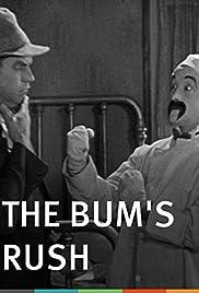 The Bum's Rush Poster