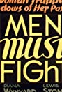 Men Must Fight (1933) Poster