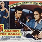 Brian Keith, Kim Novak, and Guy Madison in 5 Against the House (1955)