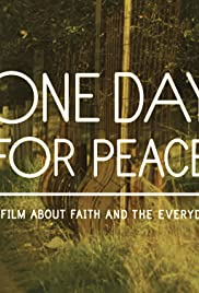 One Day for Peace Poster