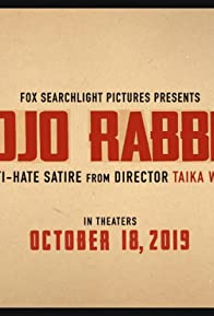 Primary photo for Jojo Rabbit