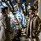 Tom Felton and Danielle Panabaker in The Flash (2014)